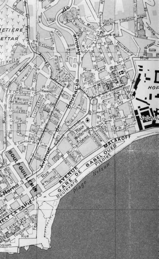 plan Bab-el-Oued