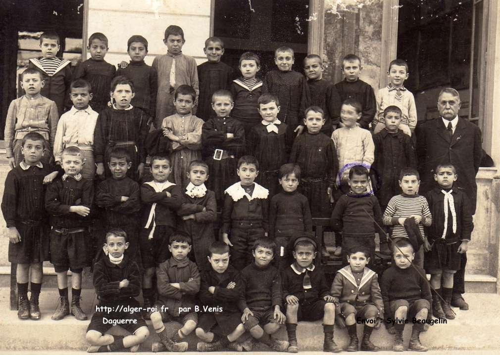 Photos de classes daguerre ecole ce1 1912 beaugelin chouin - Au salon rue daguerre ...