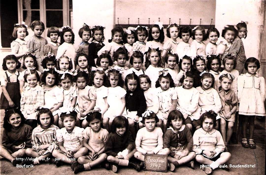 Boufarik Photos De Classes 233 Cole Primaire Des Quinconces