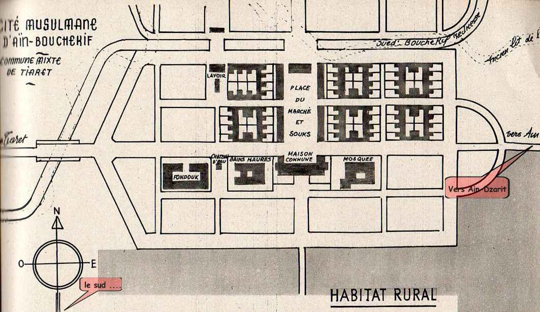 L 39 habitat 1947 gouvernement general de l 39 algerie lucien for Habitat rural en algerie pdf
