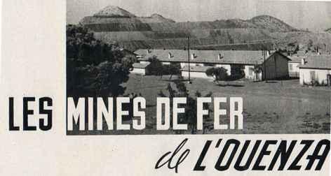 """Résultat de recherche d'images pour """"mines de Ouenza"""""""