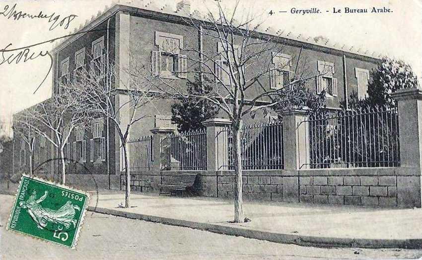 Geryville le bureau arabe alger roi