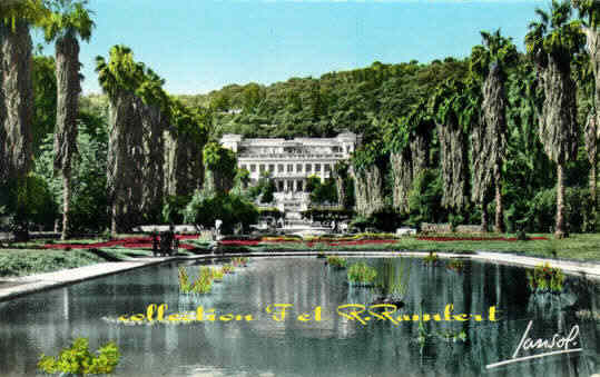 jardin dessaie alger Just a stone's throw from the hotel, the jardin d'essai garden, dating from 1832, is overflowing with fragrant and multicolored plants and flowers designed by architect paul régnier, it includes a french garden to the east of the hotel.