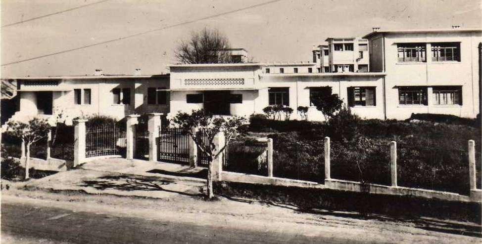 Maison carr e le college moderne de garcons http alger - Maison carree moderne ...