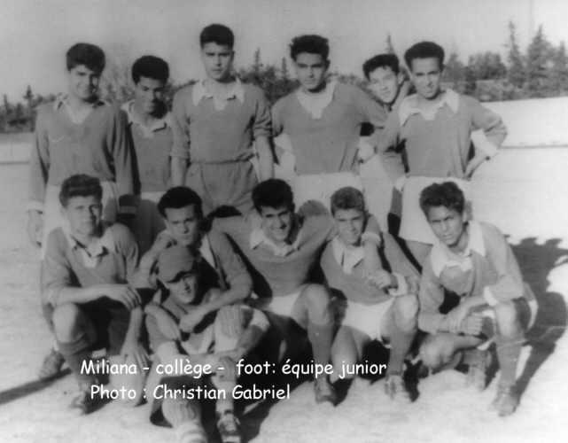 """Résultat de recherche d'images pour """"ancien sport club milianais"""""""