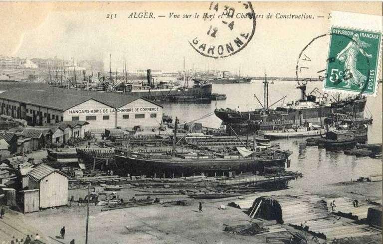 Les quais le port et les chantiers de construction http for Chantiers de construction