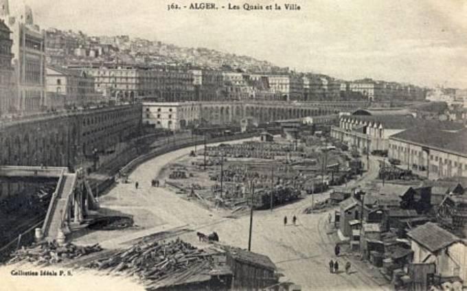 Les chemins de fer algeriens de l 39 etat http alger for Chambre commerce tunisie