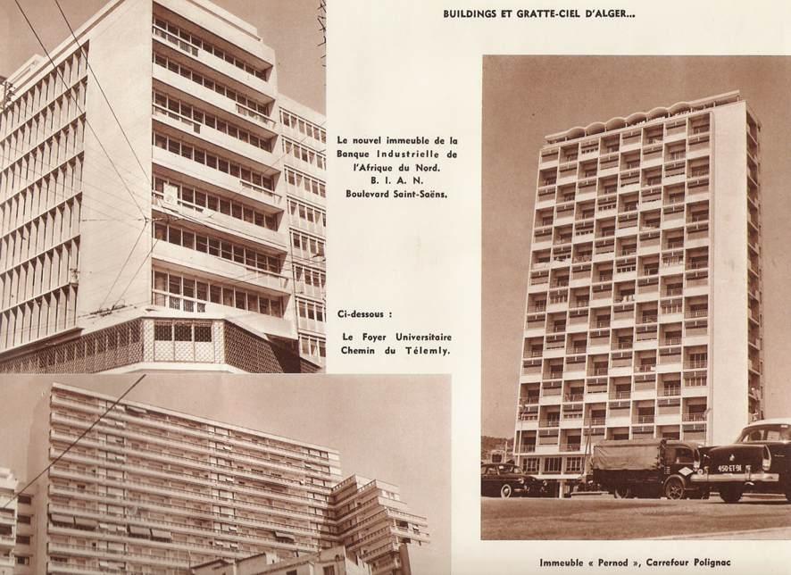 Plan De Foyer Universitaire : Banque industrielle immeuble pernod foyer universitaire