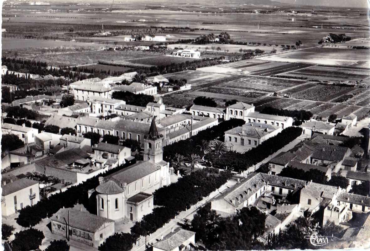 En quelque sorte le maison blanche des algérois à 6 km doran la sénia commune industrielle filatures et usine de verreries nord africaine de 6 400